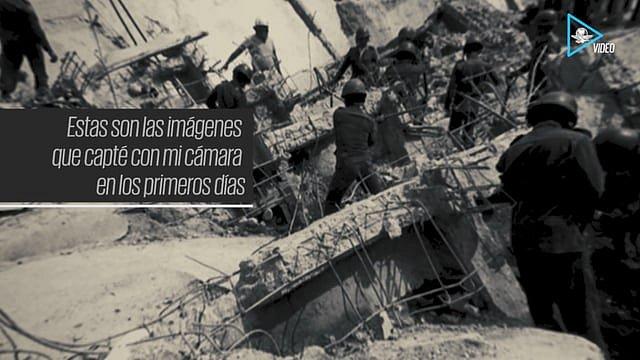 Septiembre de 1985 / Terremoto