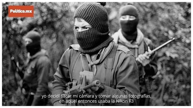 25 años del EZLN / Memoria 005