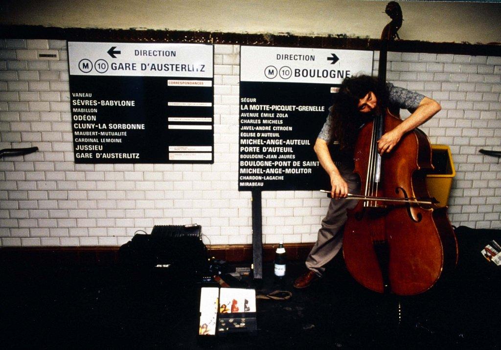 Música en el Metro