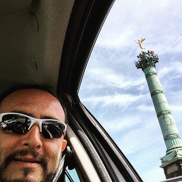 Domingueando por la Bastilla. #parís
