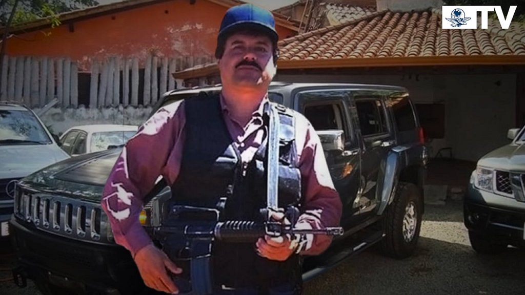 Los Rostros del Chapo / Bitácora 016