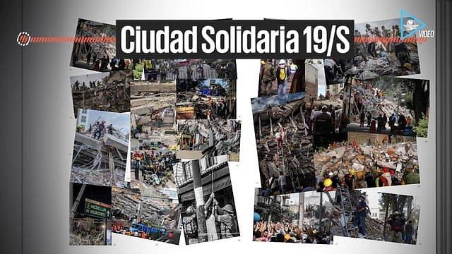 Ciudad Solidaria 19S / Bitácora T2 E 4