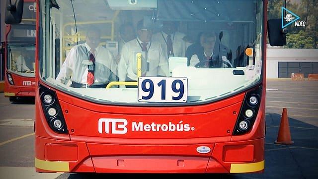 METROBÚS L7 / Bitácora T2 E 5