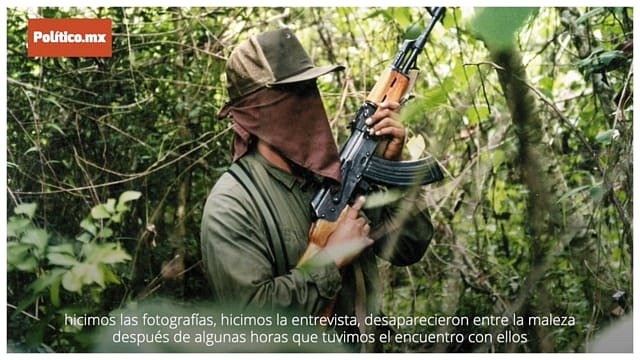 El EPR en México / Memoria 010