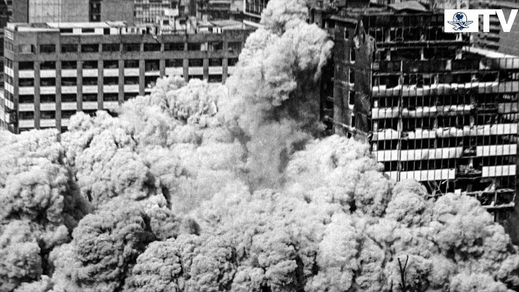 El Terremoto de 1985 / Bitácora Universal 001