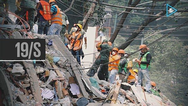 S 19 Terremoto de 2017