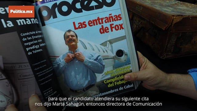 Las entrañas de Fox / Memoria 007